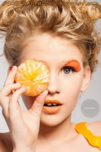 अतुल्य स्वास्थ्य संतरे के लाभ।